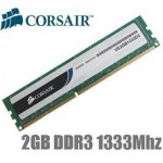 DIMM 2GB VS2GB1333D3 DDR3 1333MHz.