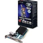 SAPPHIRE HD5450 1GB