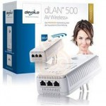 DL 500 AV WIRELESS+ SINGLE